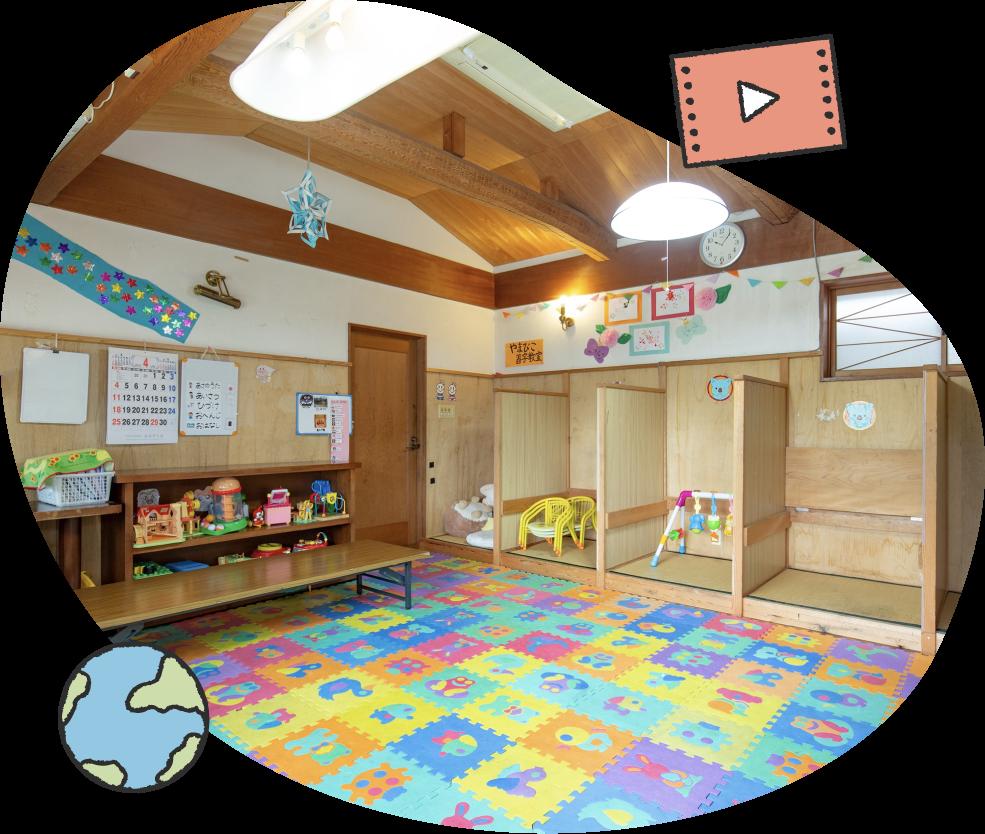 岡山市 日中一時支援 幼児 未就学